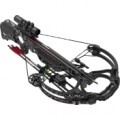 Barnett Ghost 415 Revenant Crossbow Package Black Skulls Camo