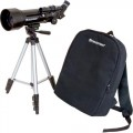 "Celestron Travel Scope 2.7""/70mm Refractor Telescope Kit"